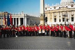 1996 Italy - St. Peter's Square, Rome