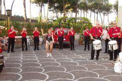 2005, Outdoor Concert, Naples, Italy