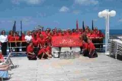 2007, Bermuda Cruise - Bermuda Harbor Norwegian Cruise Line