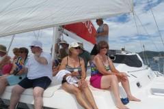 2015, Costa Rica, Catamaran Trip