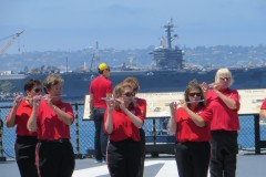 2017, San DIago, CA, USS Midway
